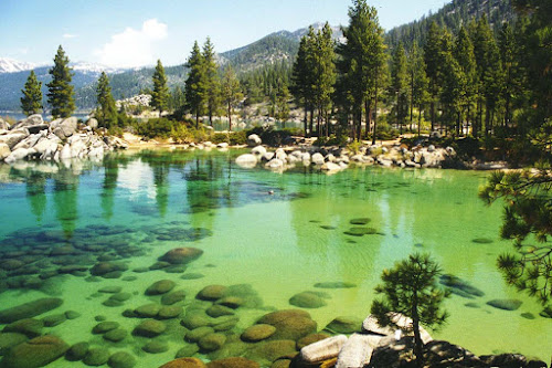 Lake Tahoe -  Califórnia-Nevada