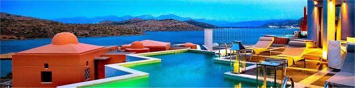 Hotel romantici nell'isola di Creta, in Grecia