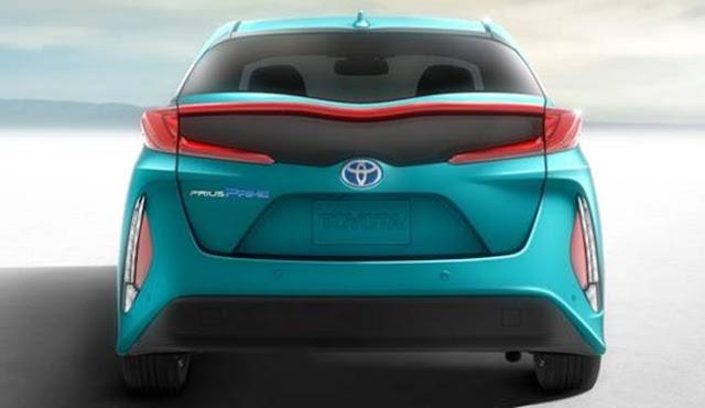 2018 Toyota Prius Redesign, Release Date