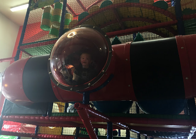 Derwent Crossing Brewers Fayre Soft play area