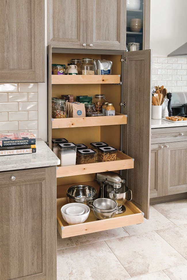MARTHA MOMENTS: Martha's New Kitchen Products At The Home
