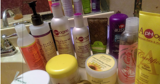 Summer Wash Day Routine for Naturals