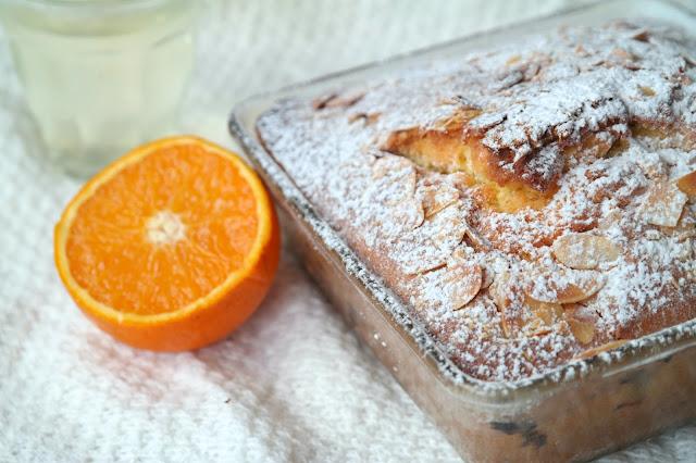 Recept rabarbercake sinaasappel