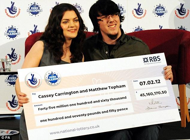 им удалось выиграть в лотерею Euromillions