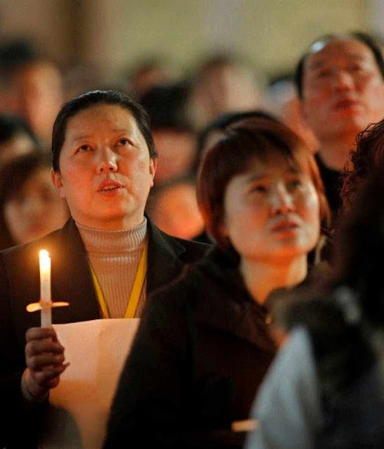 Semana Santa na China
