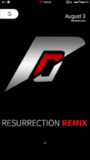 Resurrection Remix MM V5.7.3 Stable Custom ROM For Infinix HOT Note Pro x551