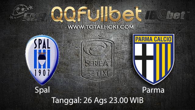 Prediksi Bola Jitu Spal vs Parma ( Italian Serie A )