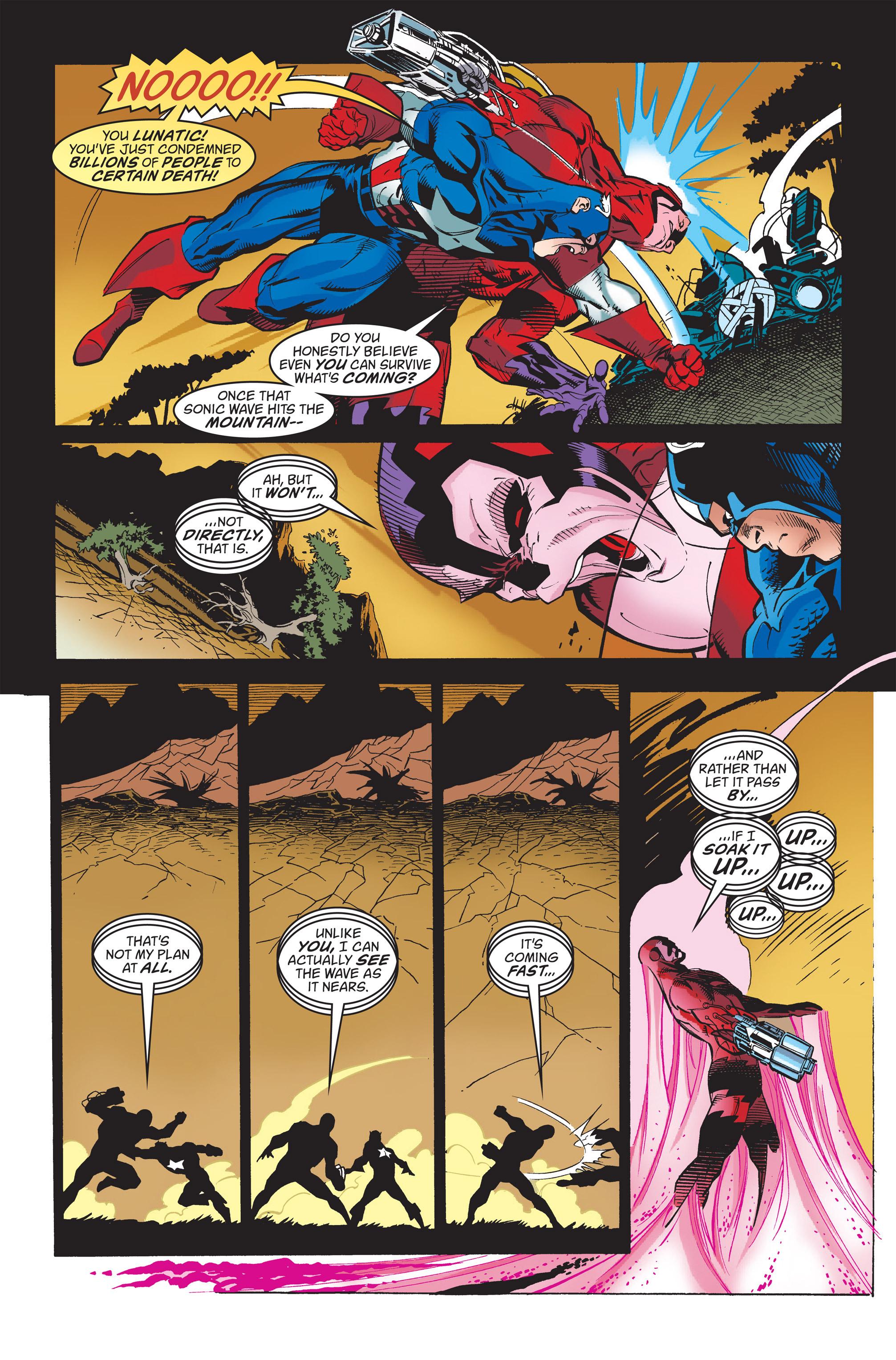 Captain America (1998) Issue #22 #28 - English 13