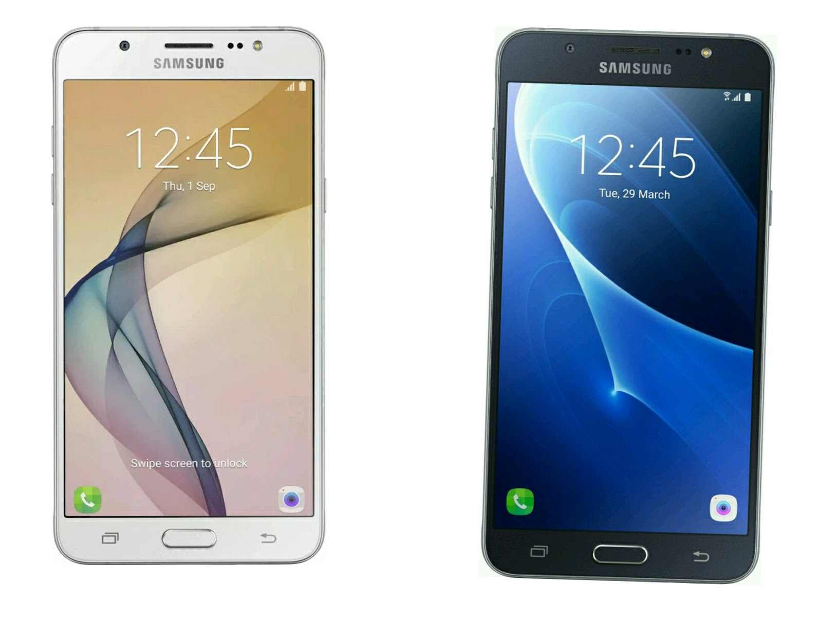 Samsung Galaxy On8 Vs Samsung Galaxy J7 2016