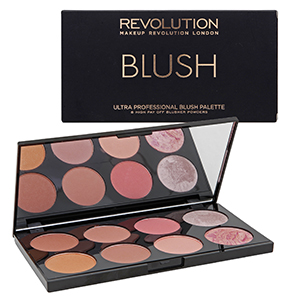 Makeup Revolution (MUR) Ultra Blush Palette Hot Spice