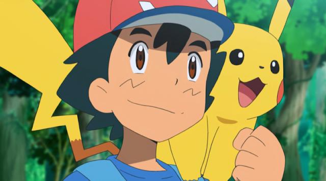 Pokémon: A Série Sol e Lua