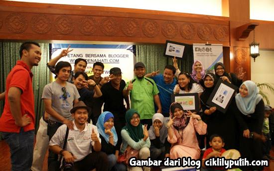Blogger jumpa Denaihati