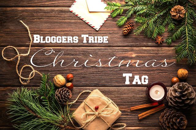 Bloggerstribe Christmas Tag