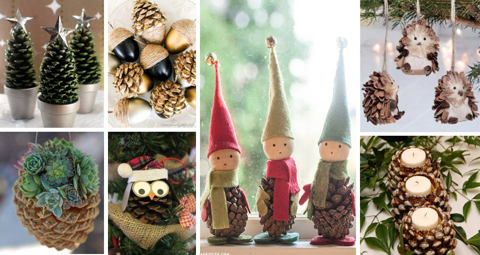 30%2BSimply%2BMagical%2BDIY%2BPinecones%2BIdeas 30 Simply Magical DIY Pinecones Ideas Interior
