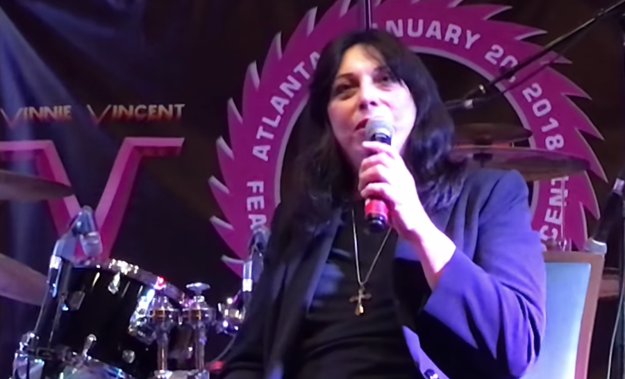 VIDEO: 'I Was In Hell For 20 Years' - Vinnie Vincent