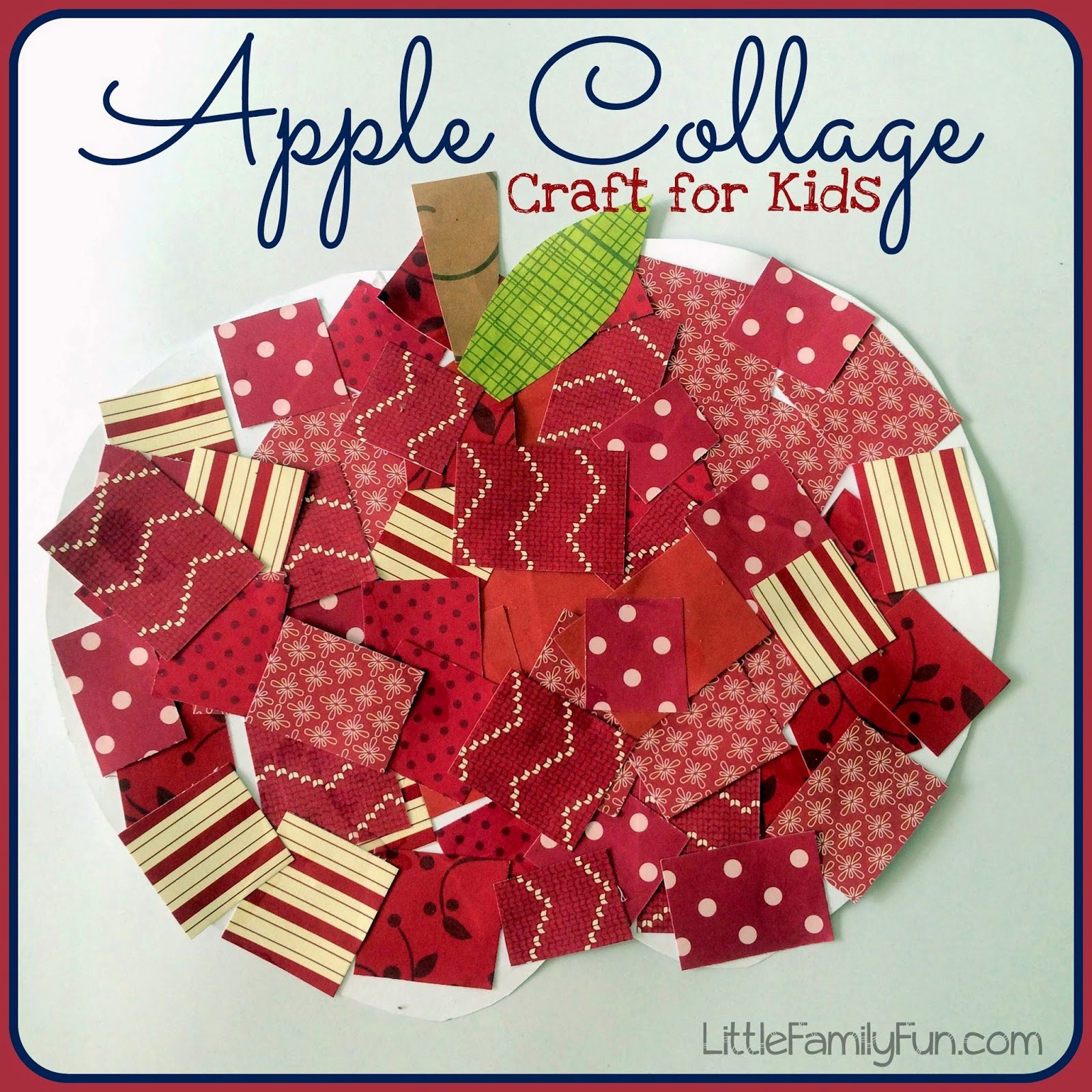 The Life Of Jennifer Dawn Fall Apple Crafts For Kids