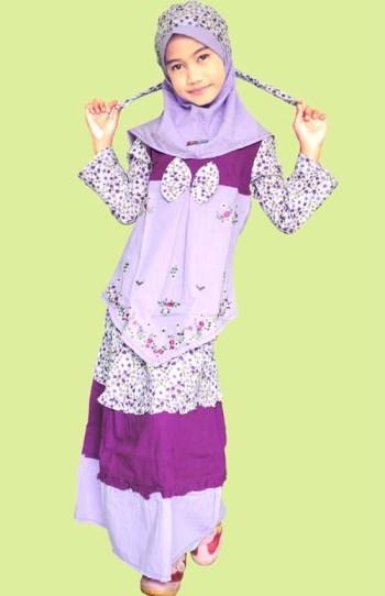 Baju Muslim Anak Poeti 2016