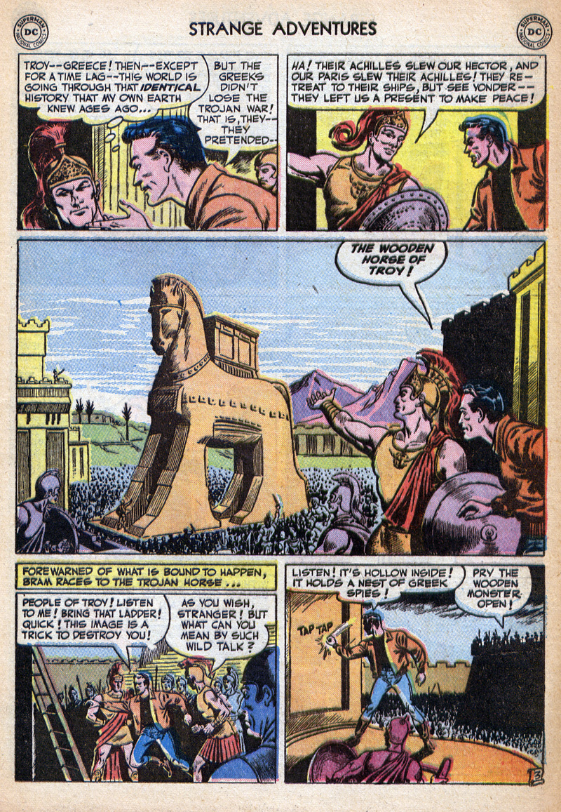 Strange Adventures (1950) issue 10 - Page 17
