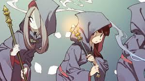 Phim Little Witch Academia: Mahou Shikake no Parade
