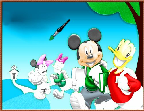 games online Mickey School