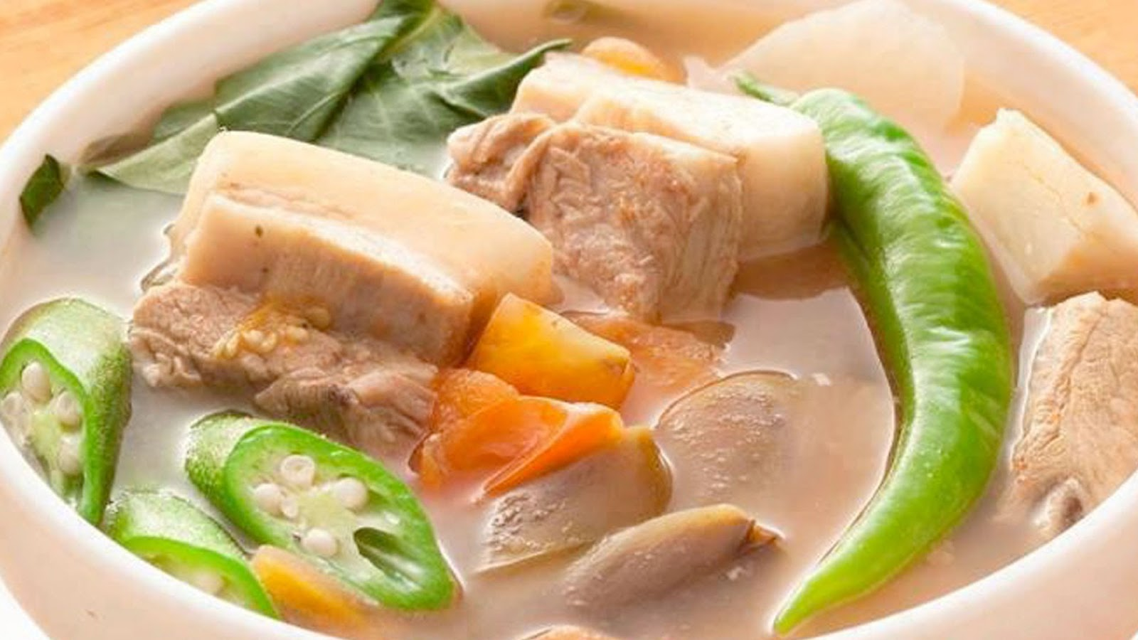 Lasangrecipes Pork Sinigang Sinigang Na Baboy Recipe