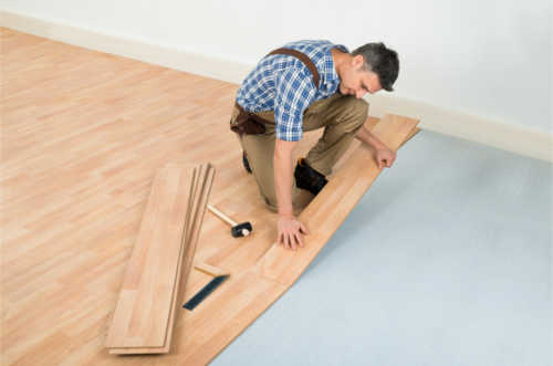 Diy Home Sweet Home How To Install A Traditional Hardwood
