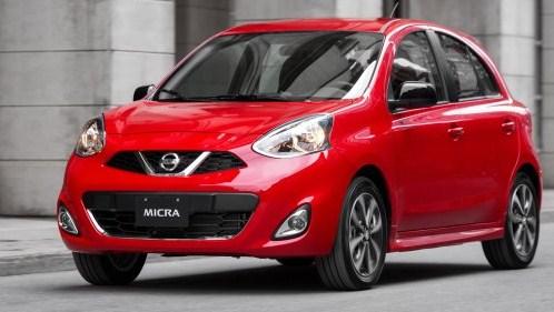 2015 Nissan Micra SR Automatic