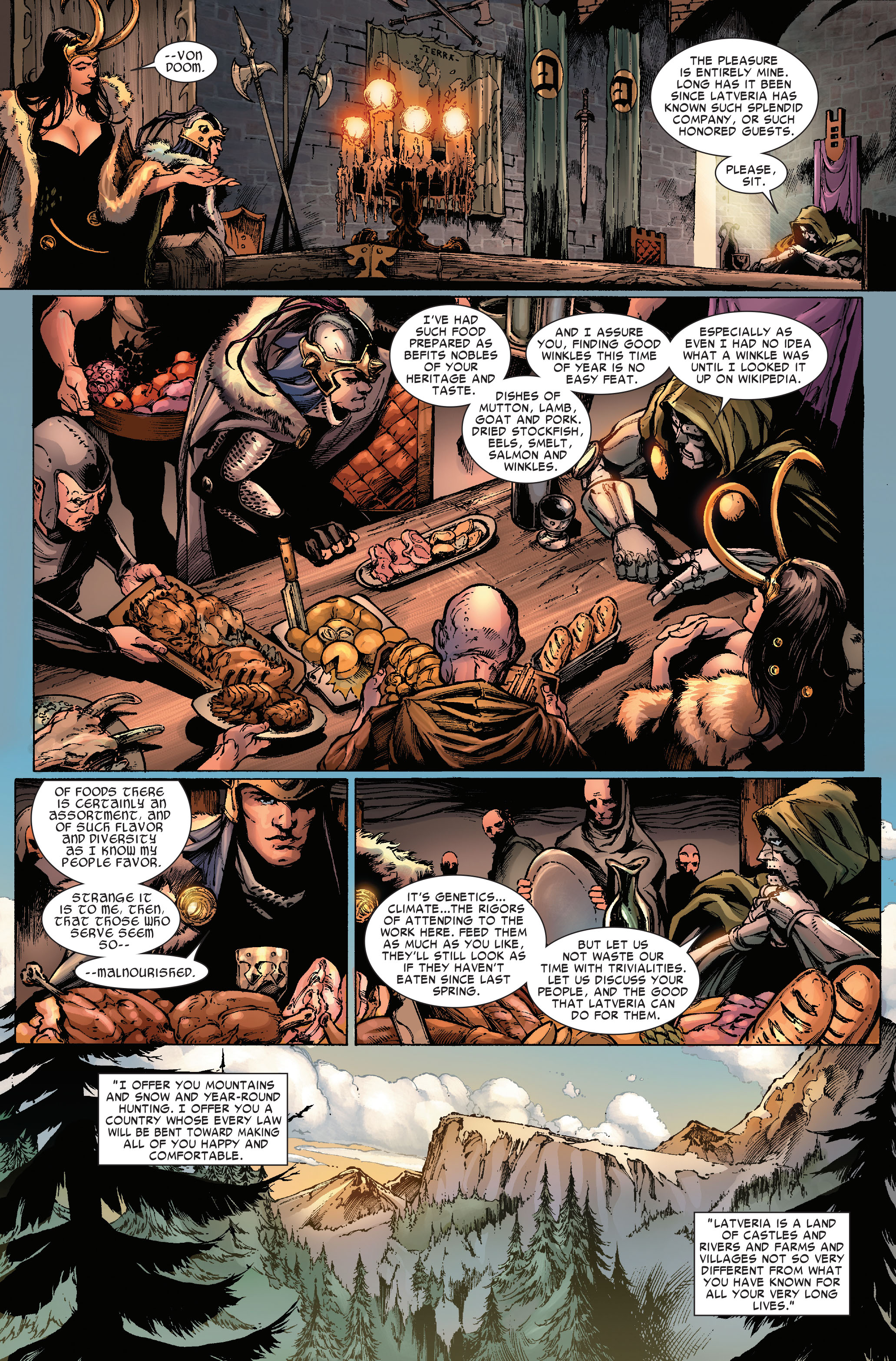 Thor (2007) Issue #601 #14 - English 7