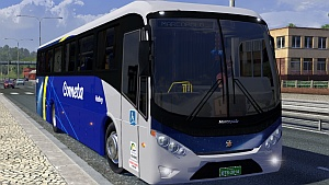 VW IDEALE 770 Bus mod