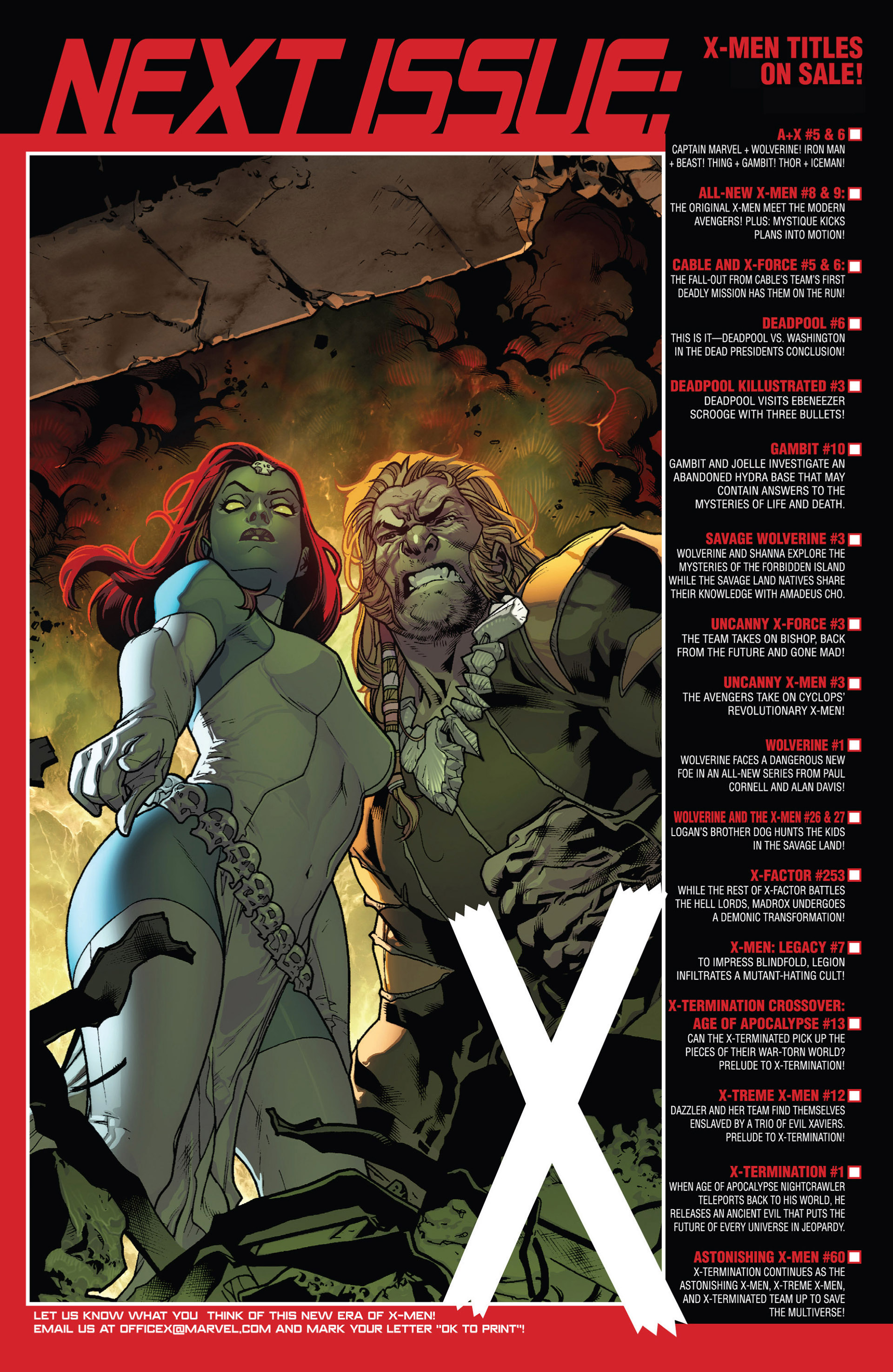 Read online All-New X-Men (2013) comic -  Issue #8 - 22