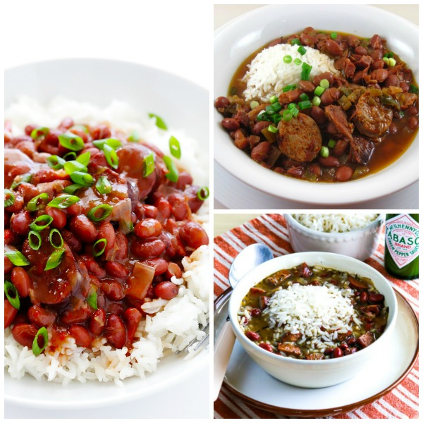 ... Slow Cooker New Orleans Red Beans and Rice Recipes from Food Bloggers