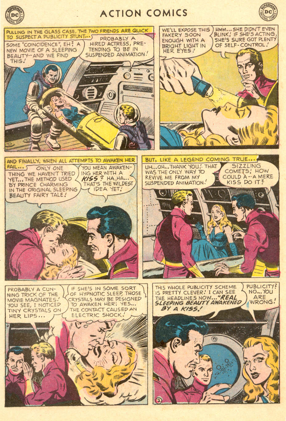 Action Comics (1938) 221 Page 27