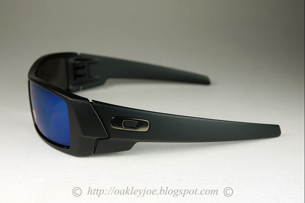 5ff763683d4 Oakley Gascan Matte Black Iridium Polarized « One More Soul