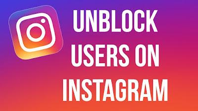 Cara Membuka Blokir Akun Instagram yang Saling Memblokir