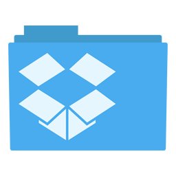 Preview of Drop Box Folder Icon