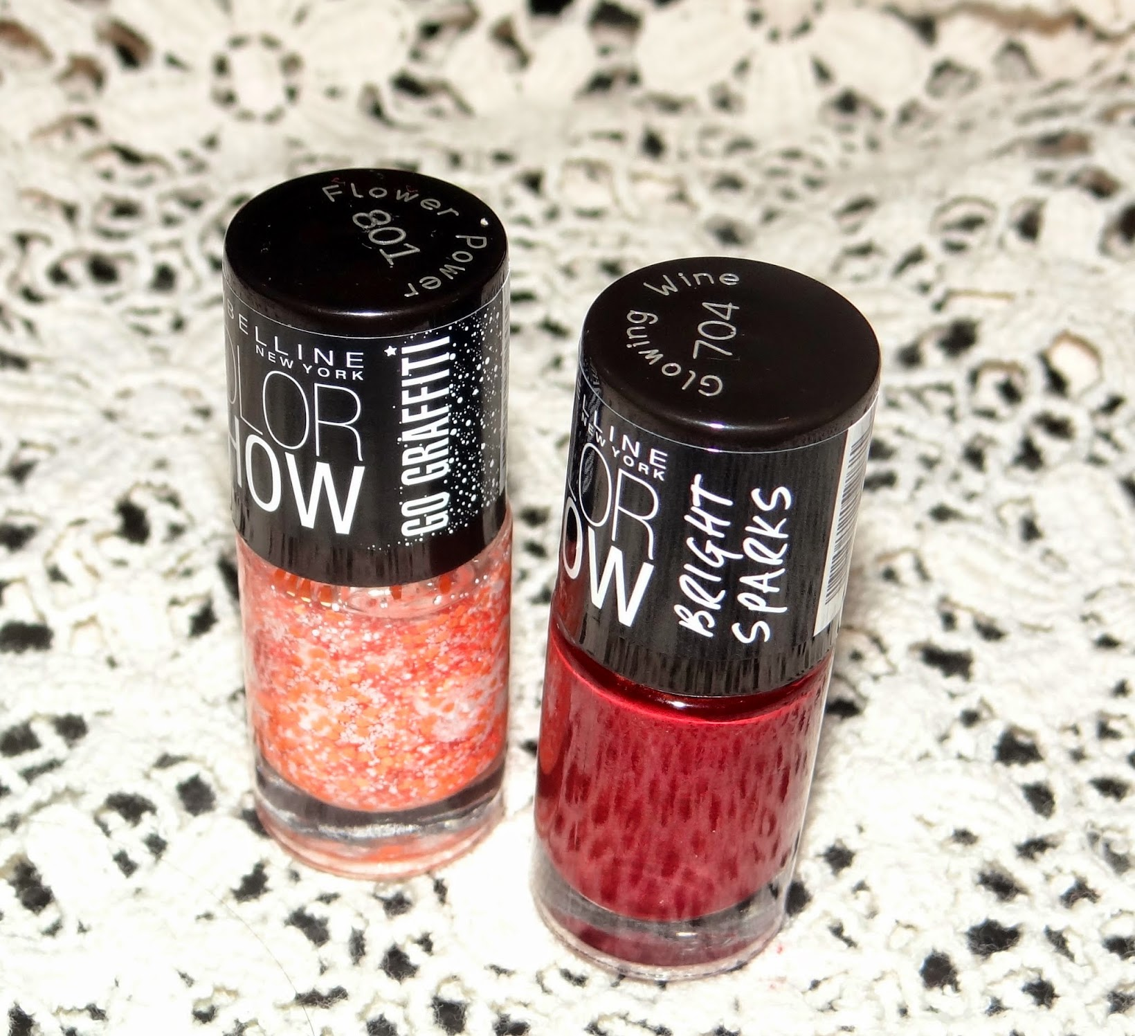 #SpringupyourSummer with Maybelline NY Rebel Bouquet Collection- Review, NOTD, price