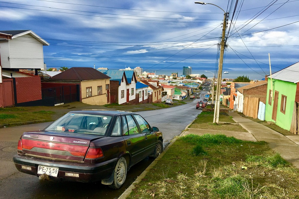 southermost city Punta Arenas