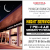 Honda Cars Global City launches its Night Service Program