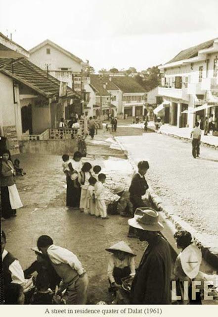Con đường dốc Đà Lạt xưa
