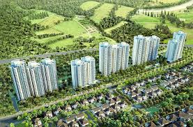 Cần cho thuê căn hộ trung cư 83 m2 view đẹp khu đô thị Ecopark