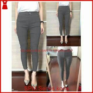 22spm Model Celana Legging Wanita Warna Abu Bj6122