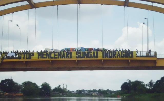 sungai indragiri - Sungai Terpanjang di Indonesia