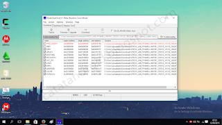 Screenshot hilangkan file PRELOADER dan MBR - catatandroid.blogspot.com