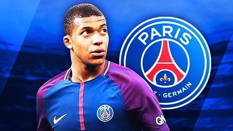 Kylian Mbappe ngôi sao mới của bóng đá Pháp