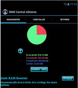 RAM Control EXtreme Pro Apk