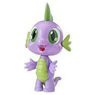 MLP Ultimate Equestria Collection Spike Brushable Pony