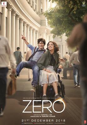 Zero (2018) Movie Download in 720p