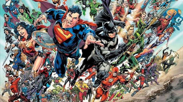 Багато супергероїв