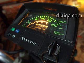 Panel Speedometer Jialing Kancil (JL70-3)