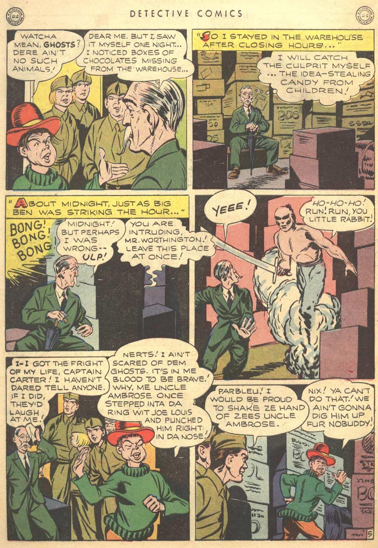 Read online Detective Comics (1937) comic -  Issue #104 - 44